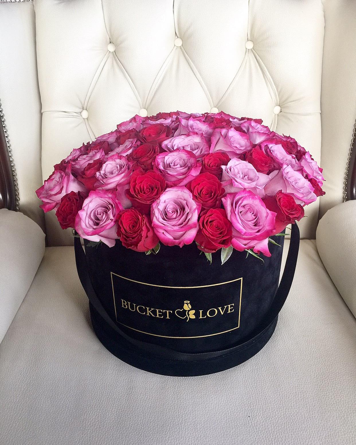 The million bucket of love mightylinksfo