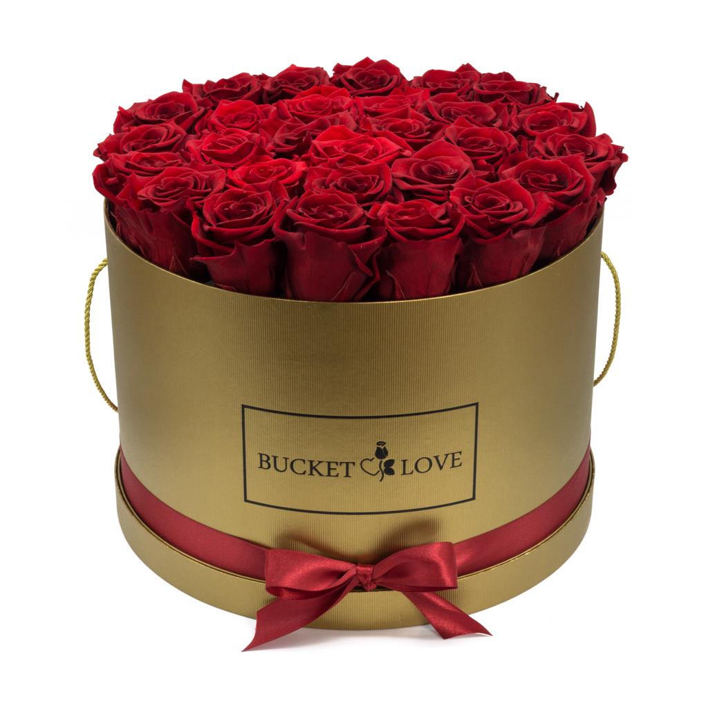 Lucky You Bucket Of Love Birthday Gift Anniversary Gift